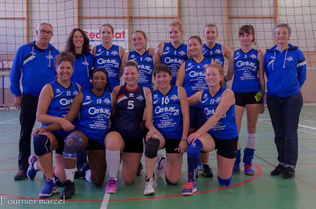 Volley Féminin - Equipe Pré-national