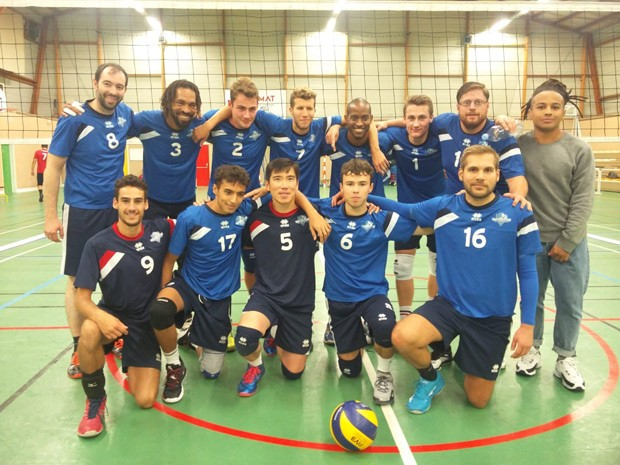 Volley Masculin - Equipe Régionale Masculine 2
