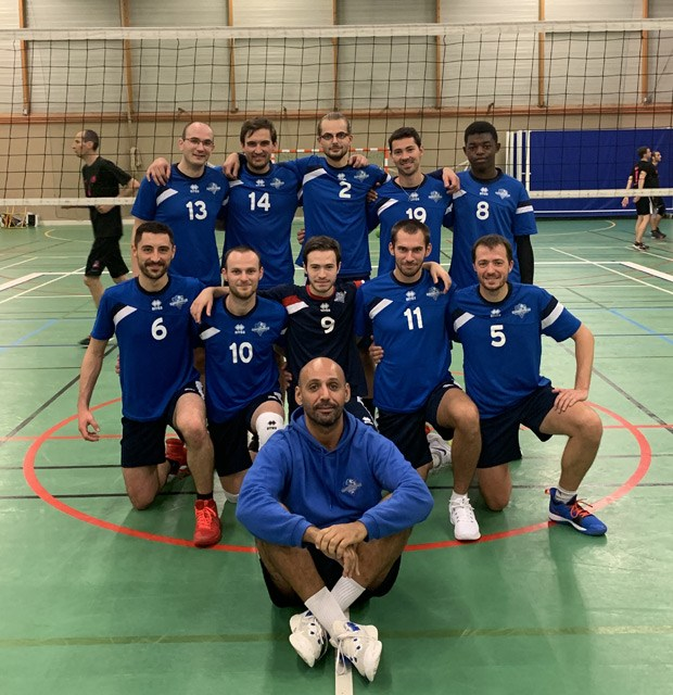 Volley Masculin - Equipe Pré-National